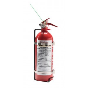 1.75 - 2.4Ltr Hand Held Lifeline Fire Extinguisher: SERVICE
