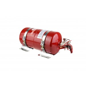 Zero 2000 4ltr Lifeline Fire Extinguisher - Mechanical