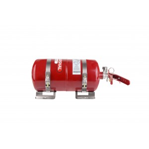 Zero 2000 4ltr Mechanical Lifeline Fire Extinguisher: SERVICE