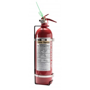 2.4ltr Hand Held Foam Lifeline Fire Extinguisher