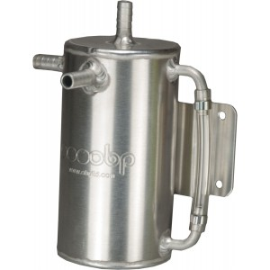 Alloy Catch Tank - 1ltr Round