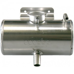 Alloy Water Header Tank - Horizontal Round