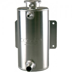 Alloy Water Header Tank - Vertical Round